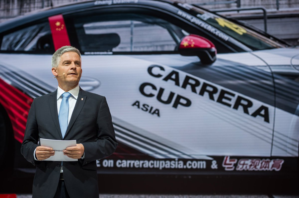 Porsche Motorsport On Twitter Uwe Brettel Director S Of Ag Announced The Opening A New Asia Pacific Office
