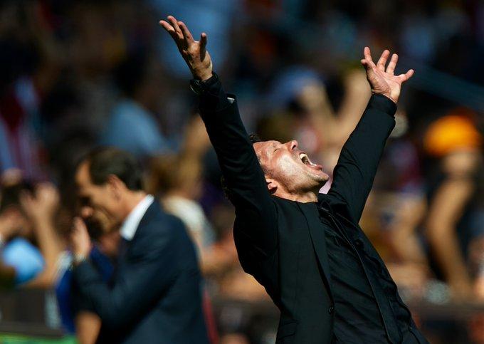 Wish Atlético coach Diego Simeone a happy birthday!