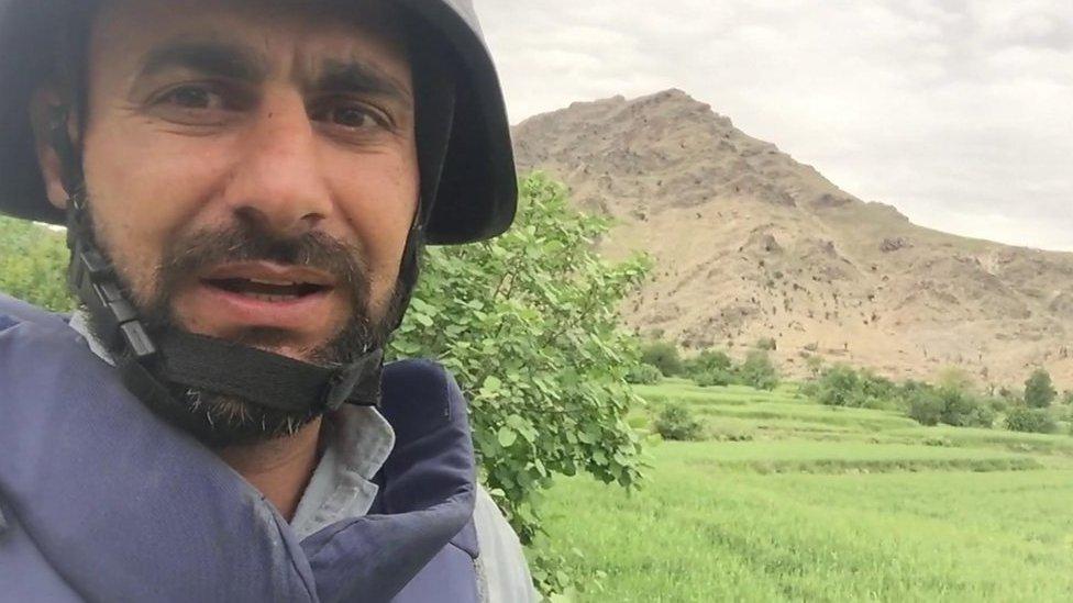 BBCニュース - <動画>核兵器に次ぐ爆弾MOABが落とされたアフガン東部 現在の状況は? https://t.co/Xl8MWEcvR1