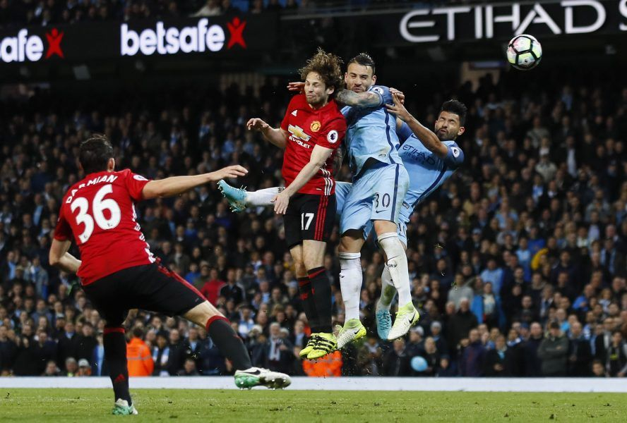 City y United empatan sin goles en el derbi de Manchester https://t.co/dkenaDNzt3