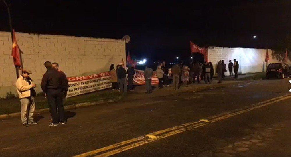 São José dos Campos e Jacareí amanhecem sem ônibus em dia de protesto https://t.co/RaRstS47uP #manifestaçõesnoBrasil #G1
