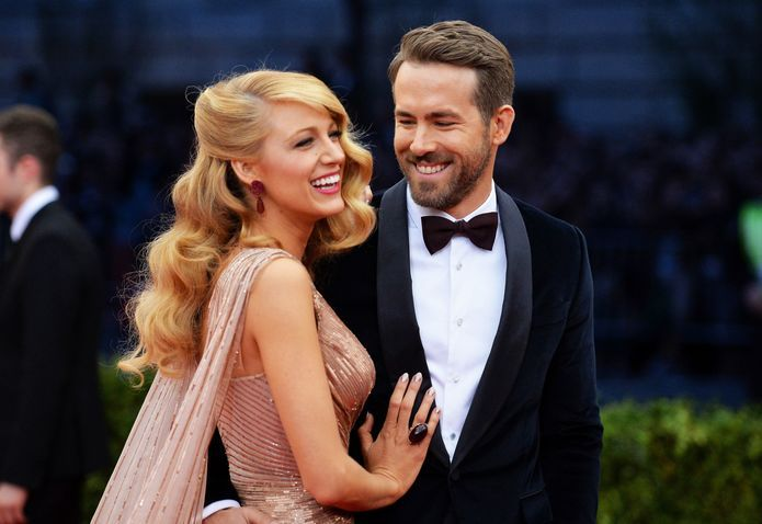 Look back at Blake Lively and Ryan Reynolds' relationship timeline https://t.co/ezCV8WWxY5 https://t.co/oRZPE65nVx