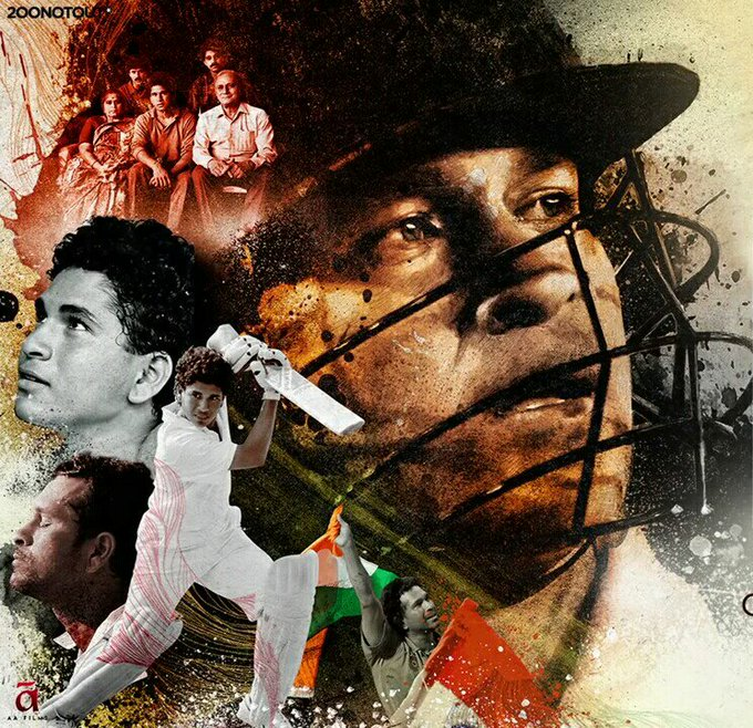 Happy Birthday - Sachin Tendulkar ...... And thank you so much for showing us a great peace cricket ...