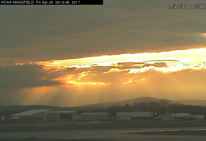 test Twitter Media - Our office webcam view as rays of sun shine through breaks in a deck of stratocumulus clouds. Enjoy! #btv #nywx #vtwx https://t.co/G4bzlUzToC