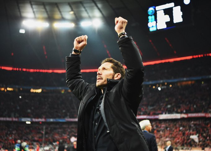 Happy birthday Diego Simeone! 164 clean sheets in 313 games at Atletico!