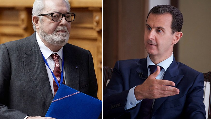 #PACE issues vote of no confidence against its president following his meeting with #Assad https://t.co/pCHnXMqtSR