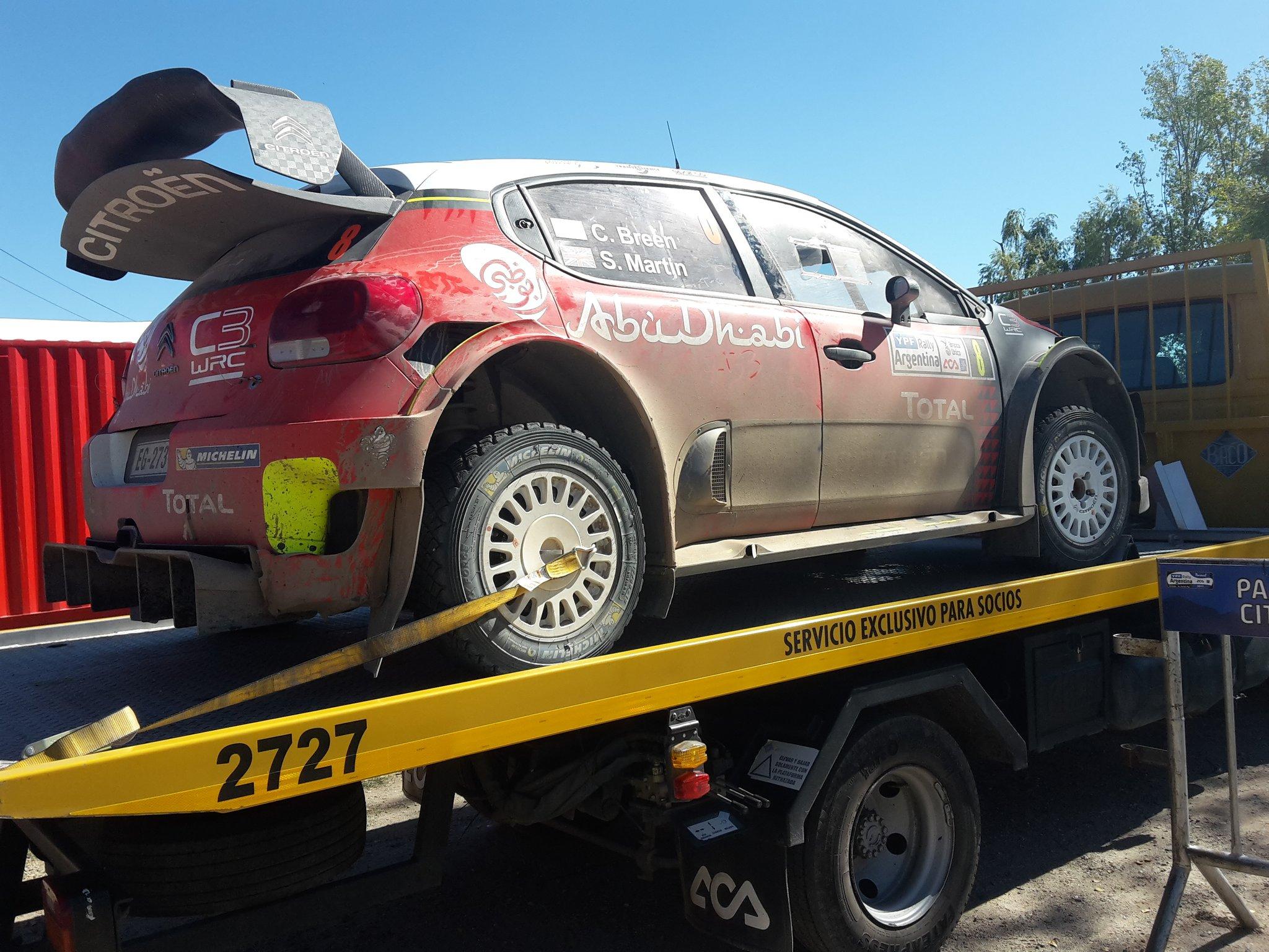Rally Argentina 2017 - Página 2 C-g0mErXkAEkZ-c