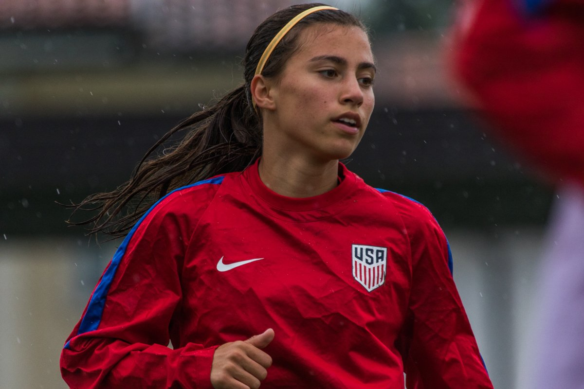 Game Story &amp; Match Report from the U-17 #USWNT&#39;s 4-0 win vs. MEX on 4/26 in Italy. 2 goals from Lia Godfrey. Read:  http:// ussoc.cr/2oFcnXC  &nbsp;  <br>http://pic.twitter.com/Bep2K7KCdF