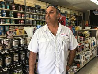 Meet the Florida paint shop owner who took on Pres. Trump - and won. https://t.co/fIOrKIGsvk