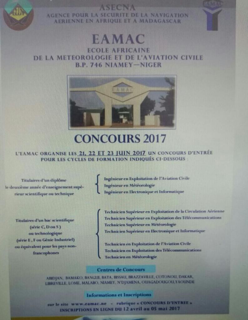 Concours EAMAC