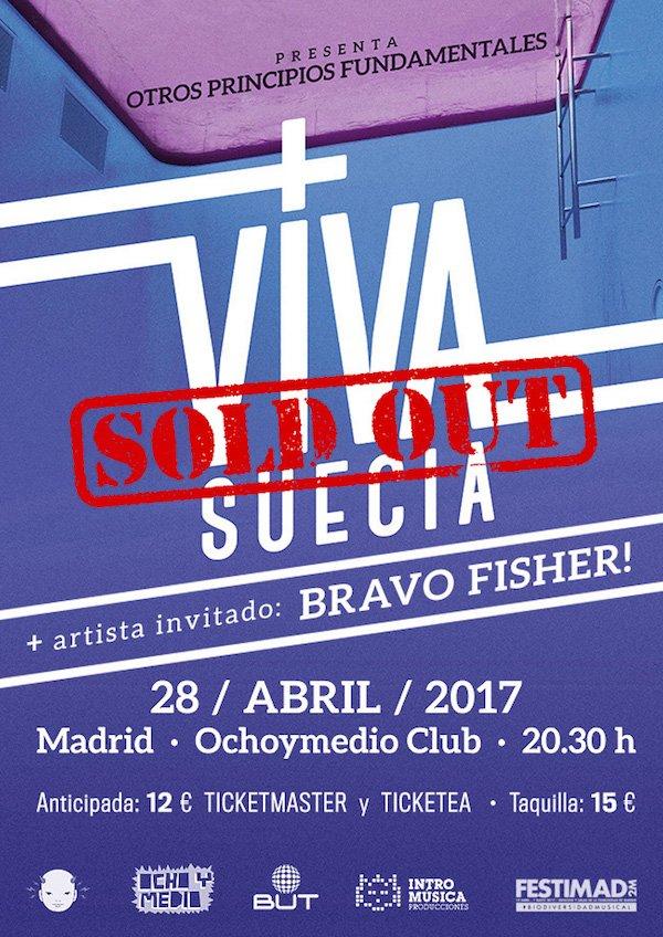 """VIVA SUECIA  """"El Milagro"""" Nuevo disco el 4 de Octubre. - Página 3 C-gD01aWsAA-muC"""
