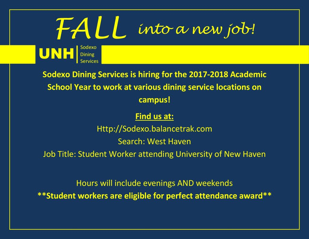 Dining Dan On Twitter Icymi We Are Already Hiring Student Workers