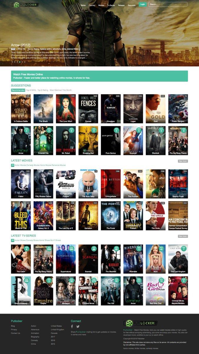 New and Better #putlocker Watch and Stream #movies &amp; #TvShows Free @PutlockerFpro :  https:// putlockerfree.pro  &nbsp;   Enjoy! Spread the word.<br>http://pic.twitter.com/1WrQLJ0sDU
