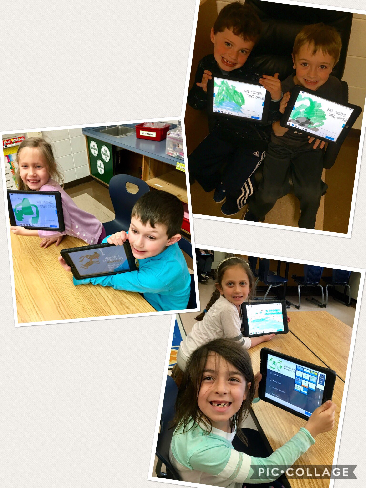 @Kndrgrtn - Your class had a blast partner reading about Spanish animals on @nearpod! #sp109 #engage109 https://t.co/5Cbqvqxvka