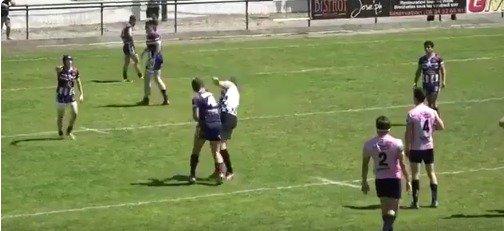 Rugbista francese espulso manda ko l'arbitro. Squalificato a vita - https://t.co/4wbzTHu2il #blogsicilianotizie #todaysport