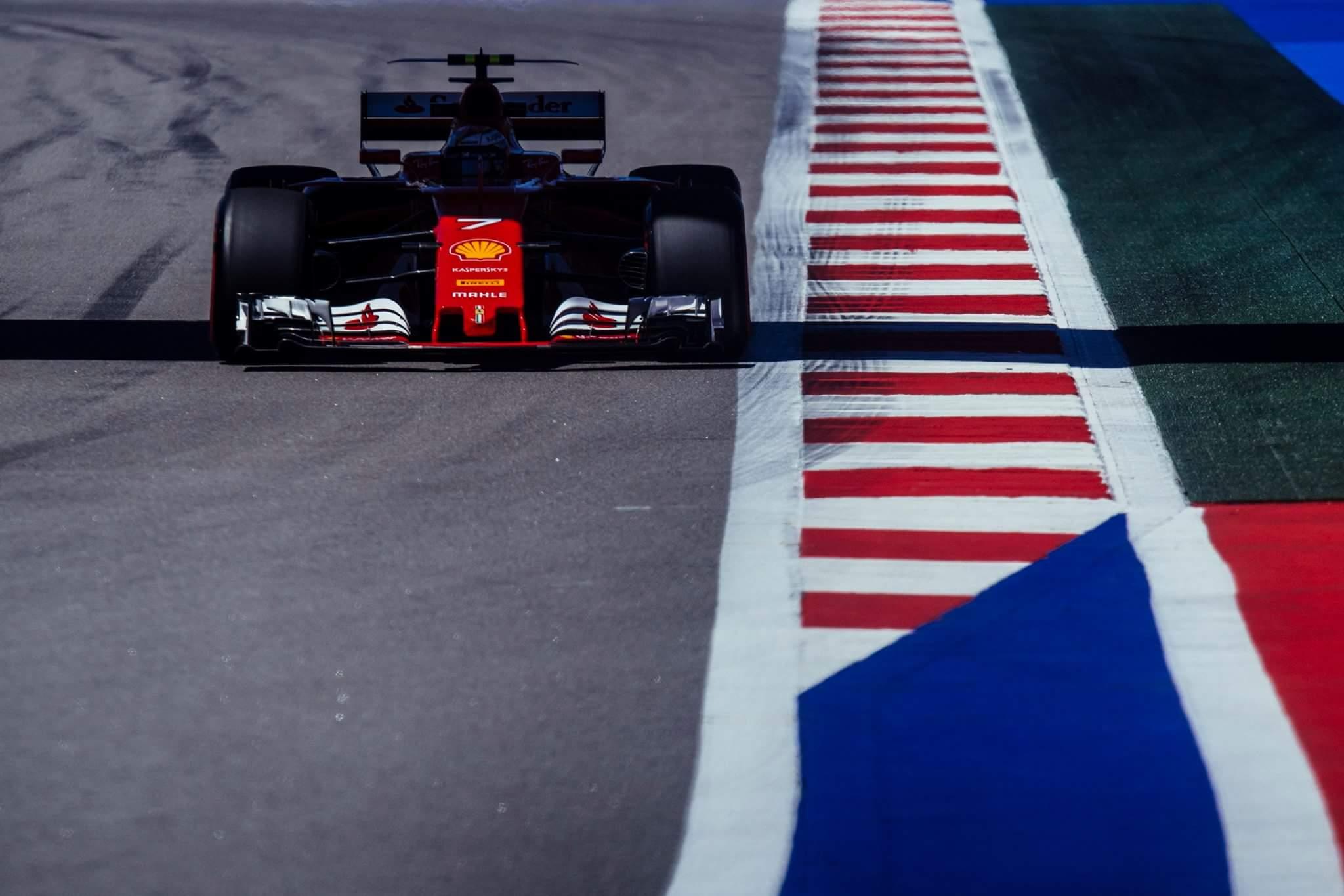 F1 2017 Russian Grand Prix - Free Practice 2