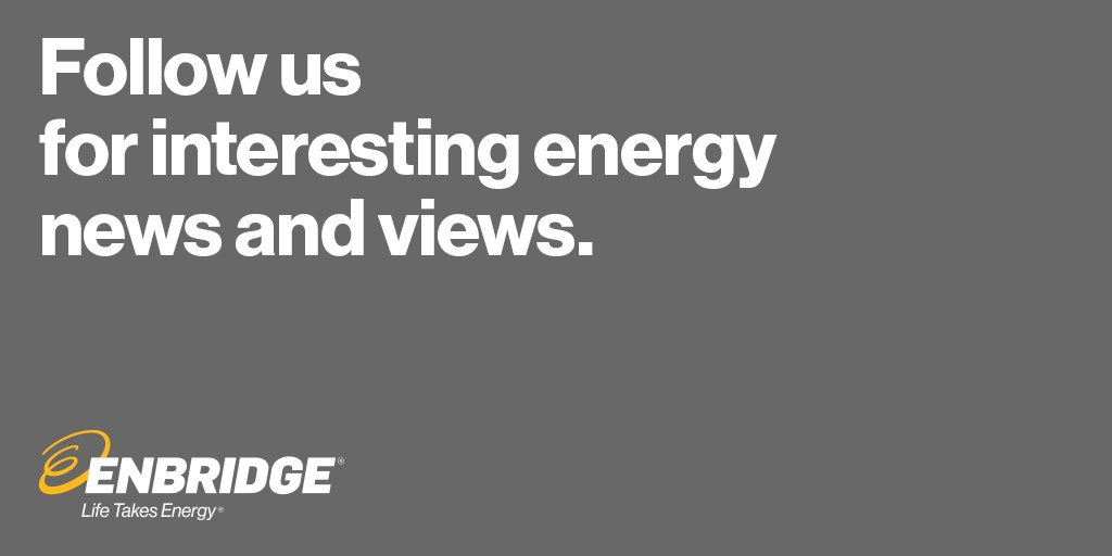 Did you know? Spectra Energy is now @Enbridge. Stay in touch! https://t.co/r6suo6OgBd