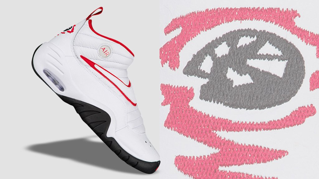 a20858c55fc0 dennis rodman s signature shoe the nike air shake ndestrukt is back and out  now gt
