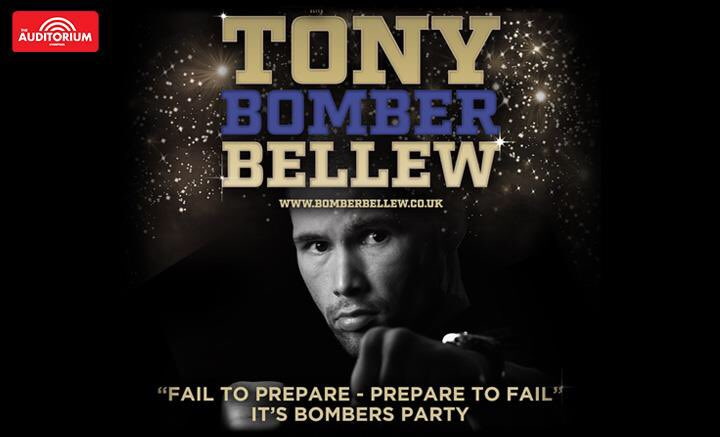 WIN 2 Tickets to @TonyBellew at @EchoArena on May 6. Going to be an epic night. To enter RT this by 12pm 01/05/2017. https://t.co/HdZ9ezAxxY
