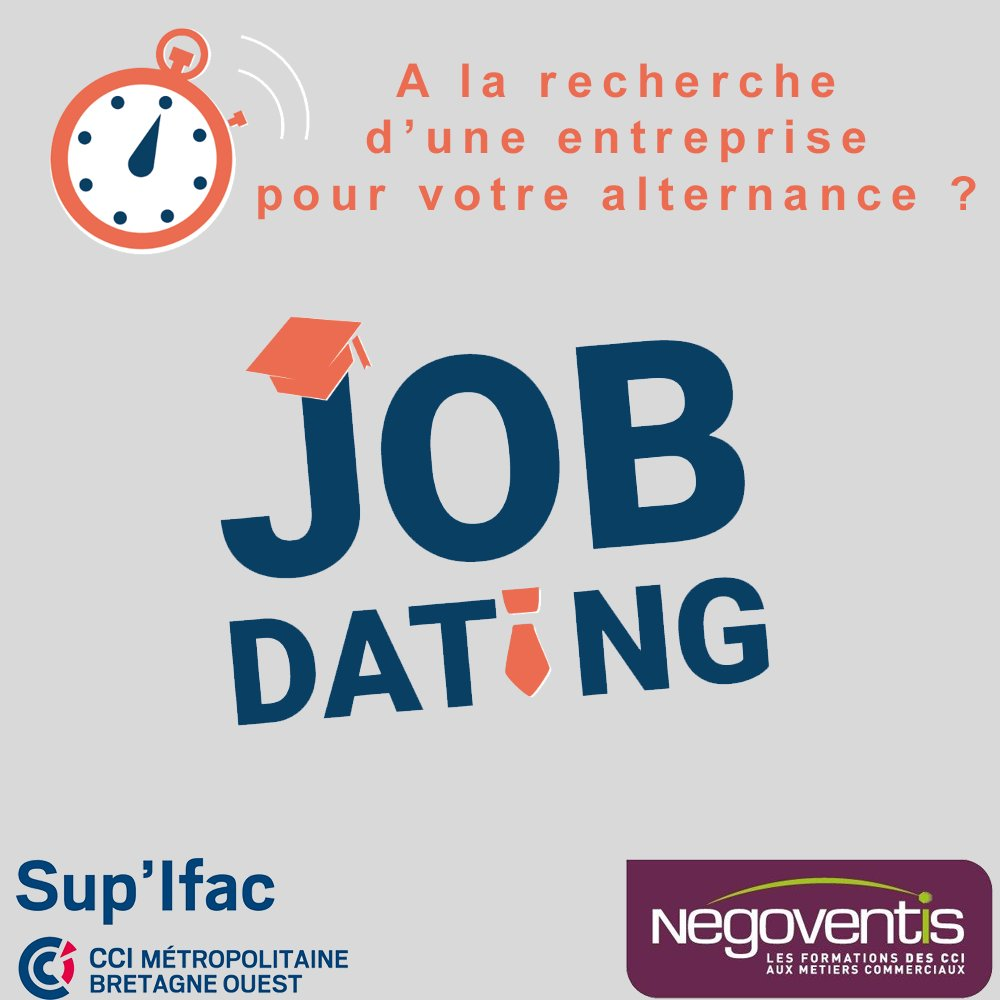 Job dating alternance lyon 2017