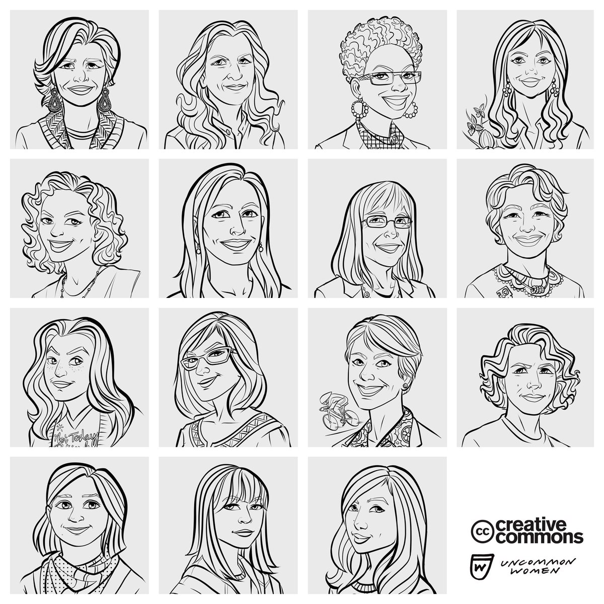 Image result for uncommon women colouring book
