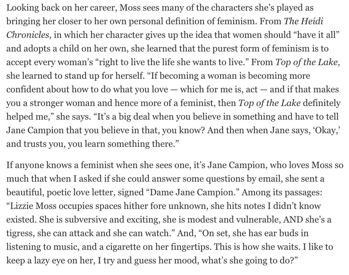 this is really really good elisabeth moss is the queen of peak tv