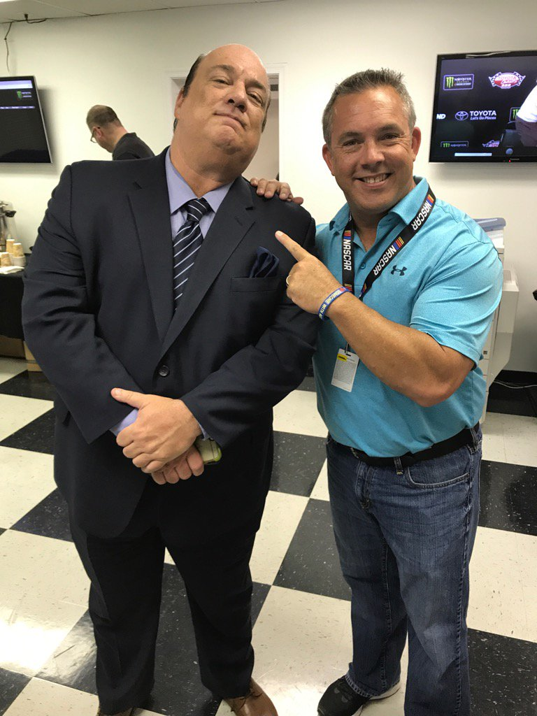Me and @HeymanHustle getting ready to take over @RIRInsider !!  Exciting news for fall races here. https://t.co/ptsD3Uqijj