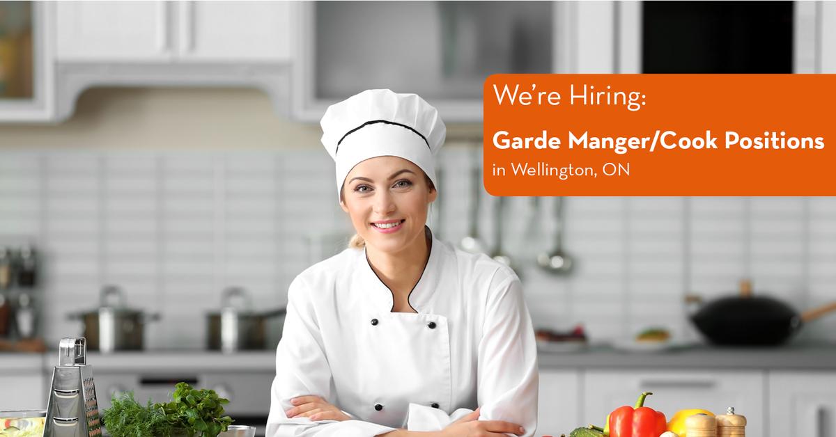 Image result for hiring Chef Garde Manger