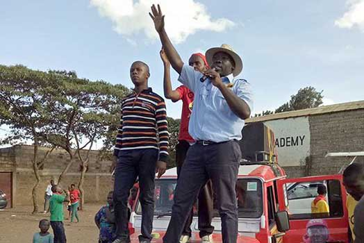 Cyrus Omondi on course to join Kiambu County Assembly https://t.co/mPvjXRntqV