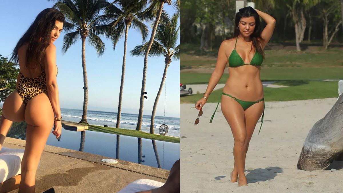 Fotos Desnudas De Lourdes Sanchez kourtney kardashian : filtraron video kourtney kardashian
