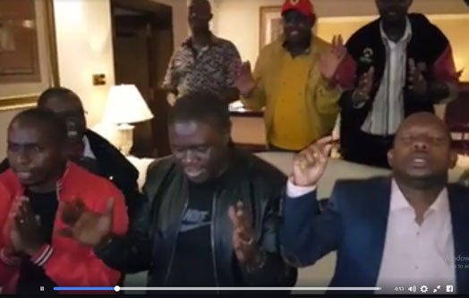 This is how Sonko, Sakaja, KJ celebrated their victory – VIDEO https://t.co/KCKmrU5qSs