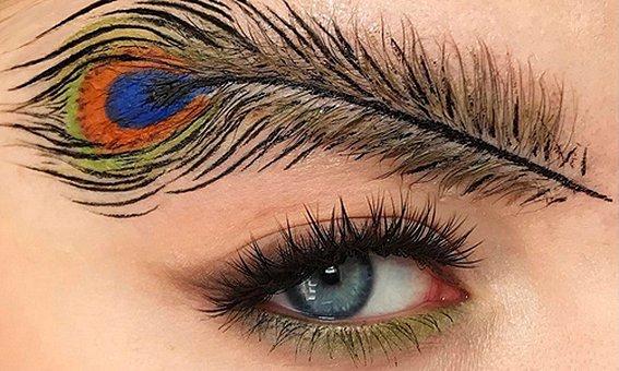 Insta-brows: i nuovi trend sopracciglia sono su Instagram