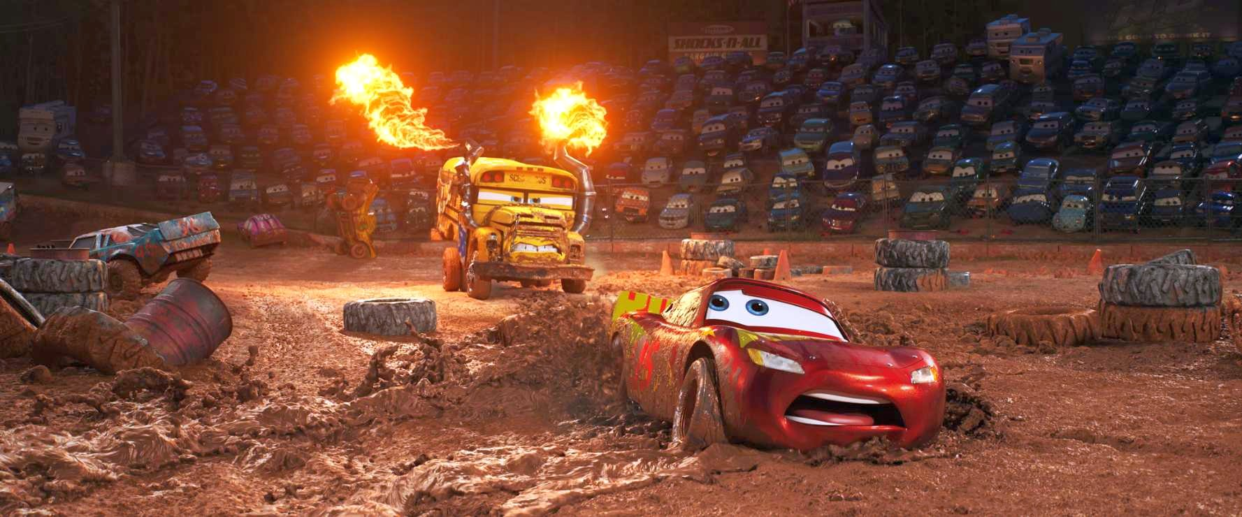 New Cars 3 Trailer Revealed