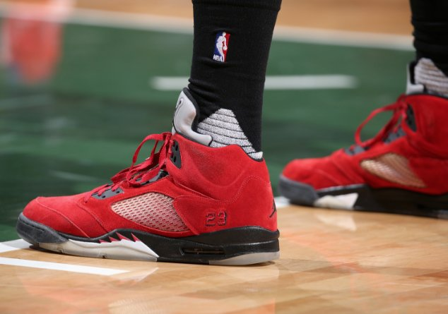 c37404bb443e last night s nba playoff action featured some serious sneaker heat see all  of thursday s