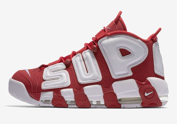 4d1b52d73ec1 Supreme x Nike Air More Uptempo Restocking Online Tomorrow https   t.co