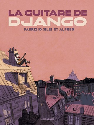 [livre pour enfants] 'La guitare de Django' : la sélection coup de coeur de Denis  @cheissoux https://t.co/ANF1Hgt6Iv