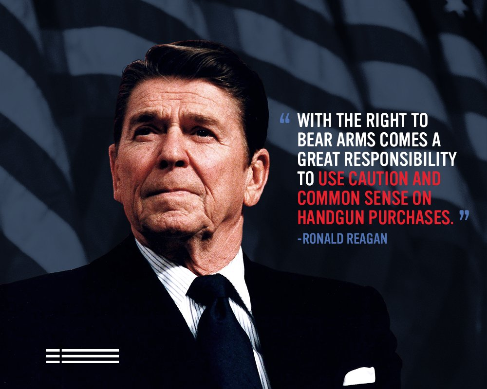 Hey @realDonaldTrump, Here's a reminder that President Reagan supporte...