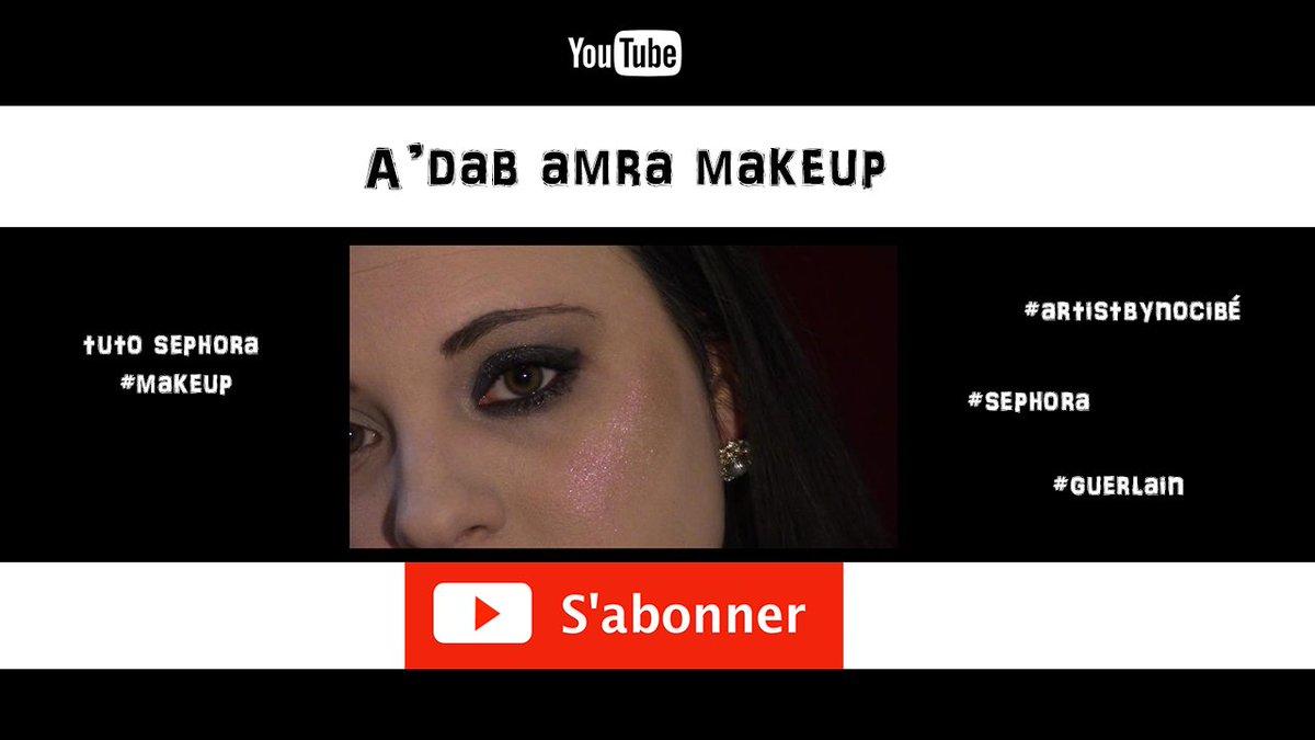 My #makeup video #sephora  #sephorafrance #nocibé  #benefitcosmetics #lorealparis #guerlain @Sephora @GuerlainUS @Nocibe @LOrealParisUSA<br>http://pic.twitter.com/eEqeKEcuyh