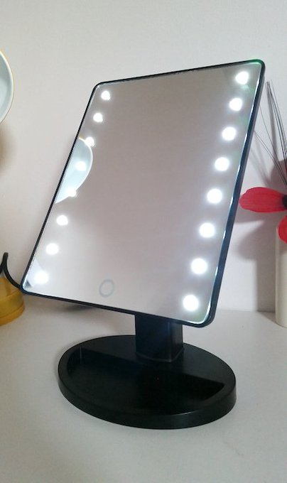 LED Lighted Mirror review