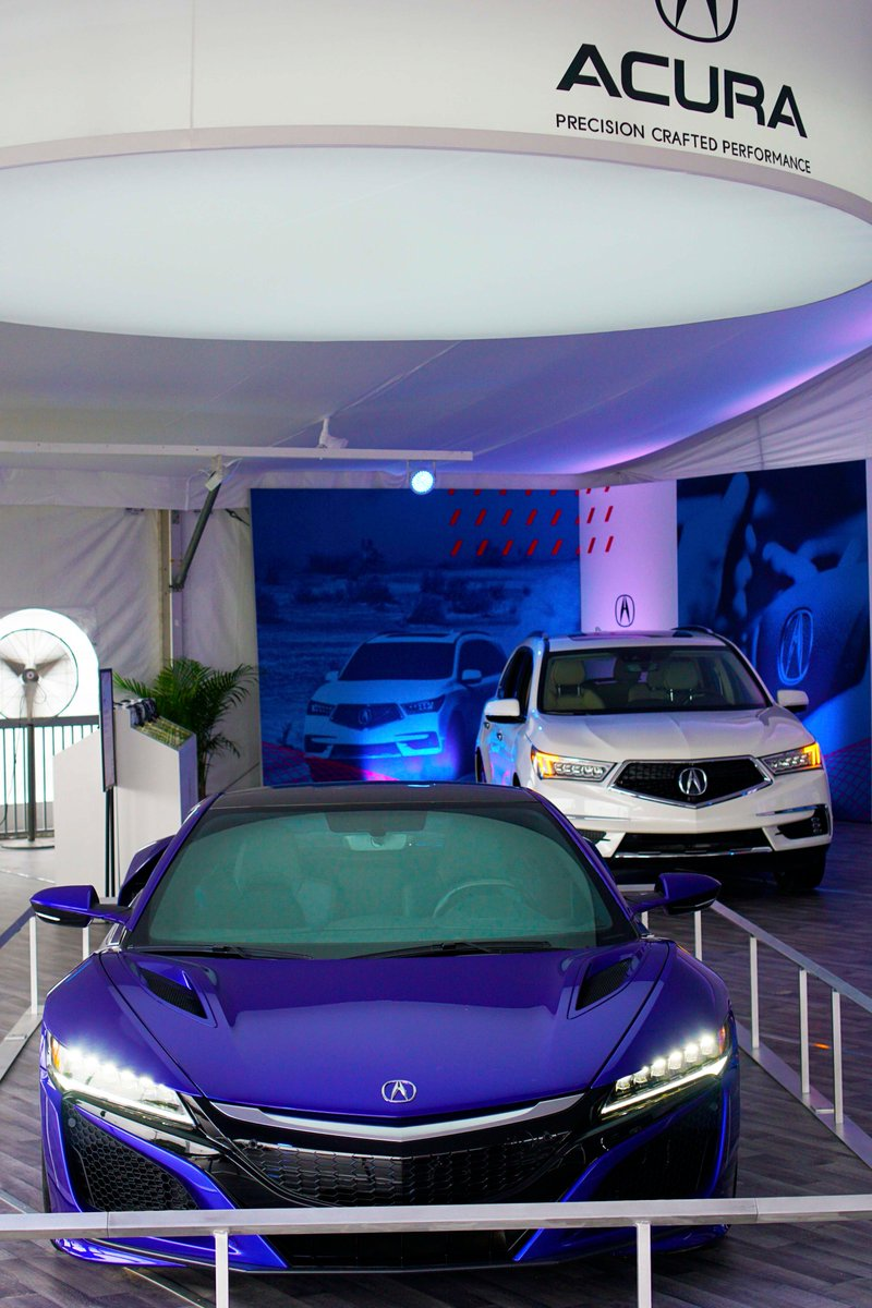 Acura On Twitter We Are Proud To Be The Official Automotive