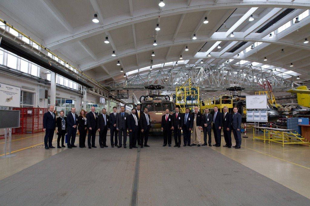 شركة تقنية الطيران التابعة لصندوق الاستثمارات تتجه لإنشاء مصنع مروحيات في المملكة العربيه السعوديه C-hTNVUXgAAEaDY