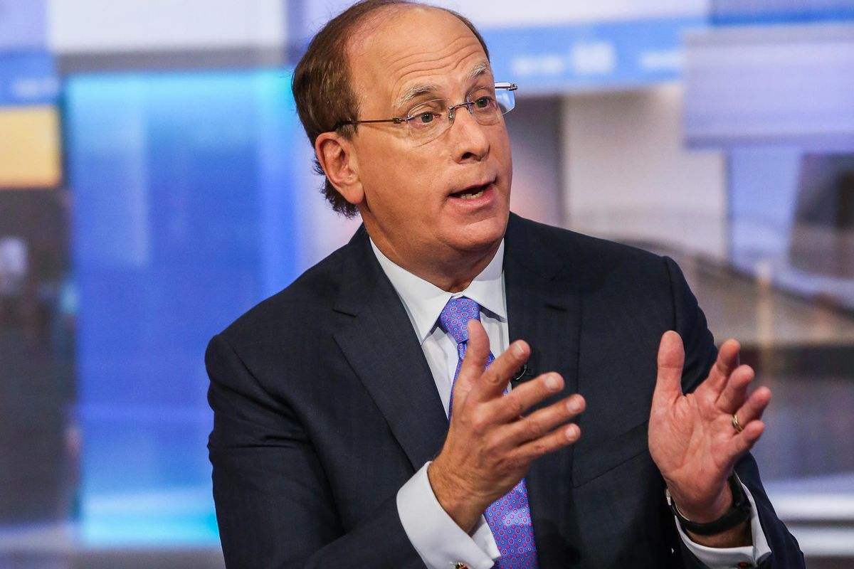 BlackRock's Larry Fink says the U.S. is on a path to 'exploding' deficits https://t.co/KzbnOYZbSN