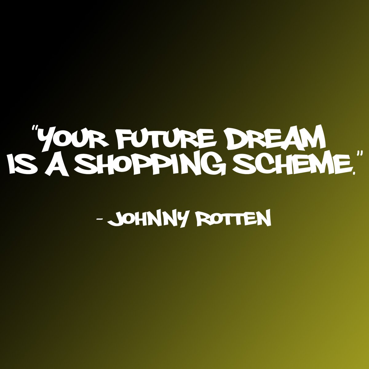 What does the future dream about