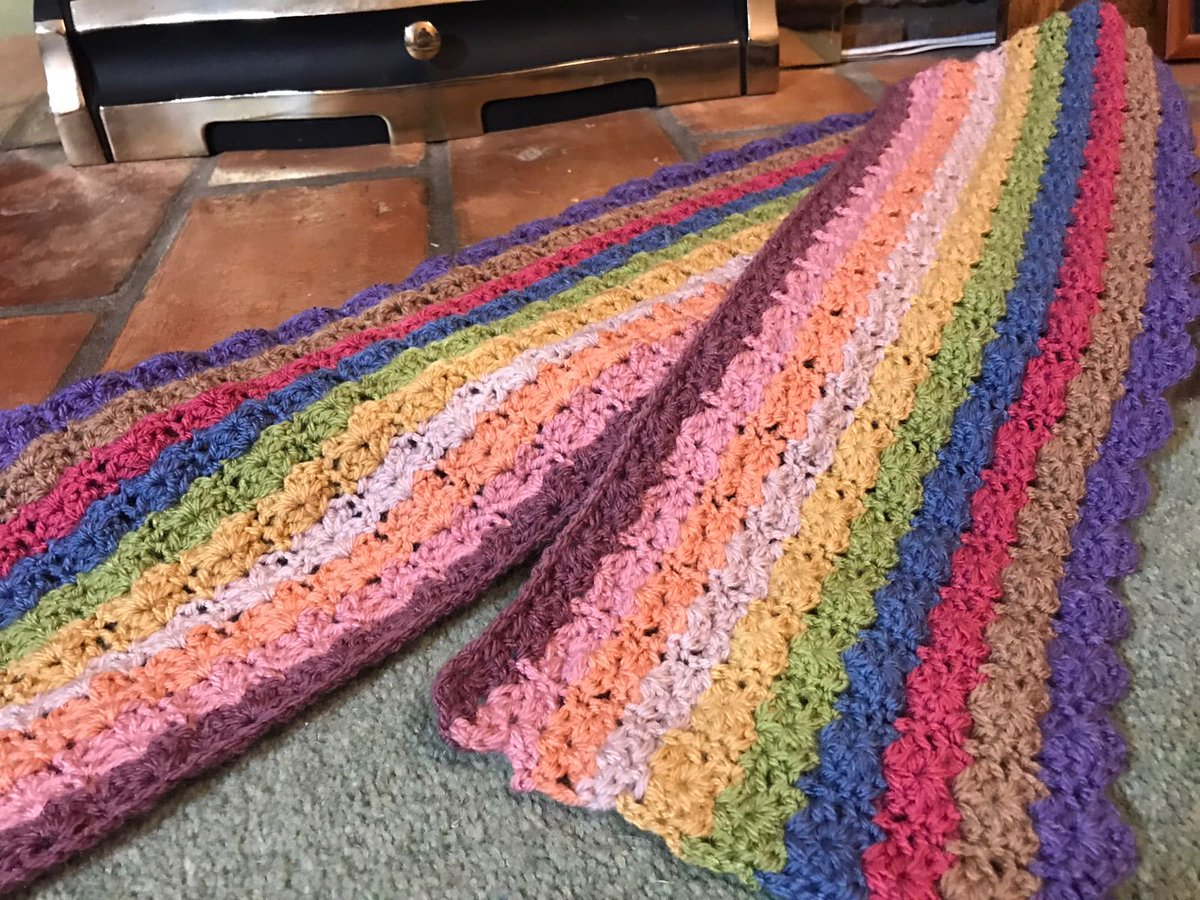 Natalie On Twitter Attic24 Hydrangea Blanket Update 1