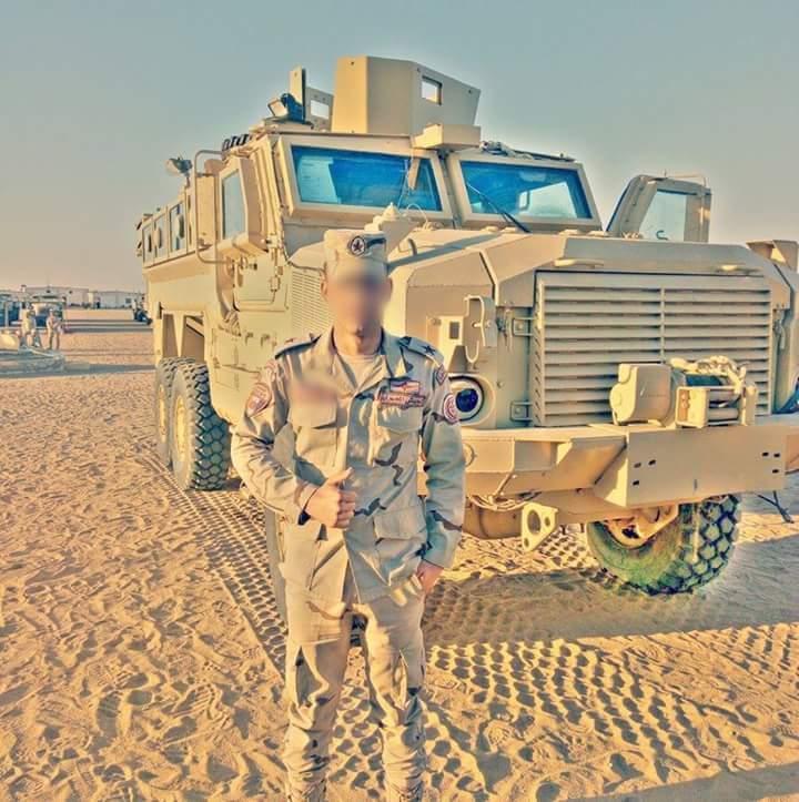 """القوات المسلحة المصرية تحصل علي المزيد من المركبات المدرعة المقاومة للالغام """" MRAP """" C-hqYmMW0AA1-IV"""