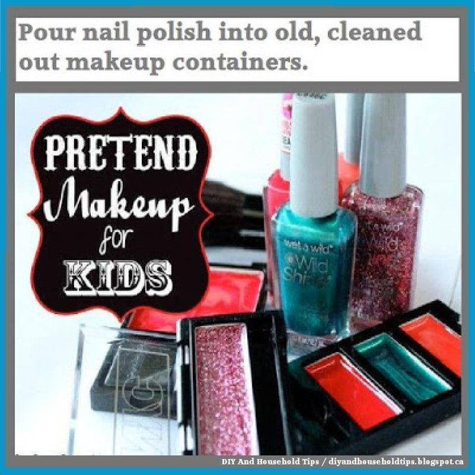 DIY Play Make-Up