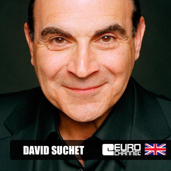 Happy 71st Birthday, David Suchet!
