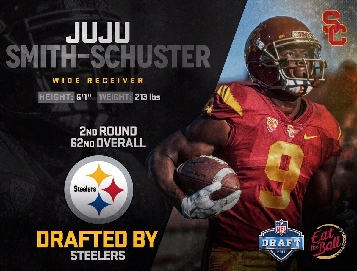 I'm Blessed...All The Glory Goes To God! Can't Wait To Get Out There With #SteelersNation & Start Working!