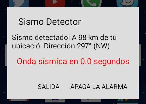 RT @AlvaroMolinaCL (22:51 HRS) #SISMODETECTOR La aplicación detectó con 5 segundos de anticipación el sismo de las 22:46 HRS @RedDeEmergencia @SismoDetector