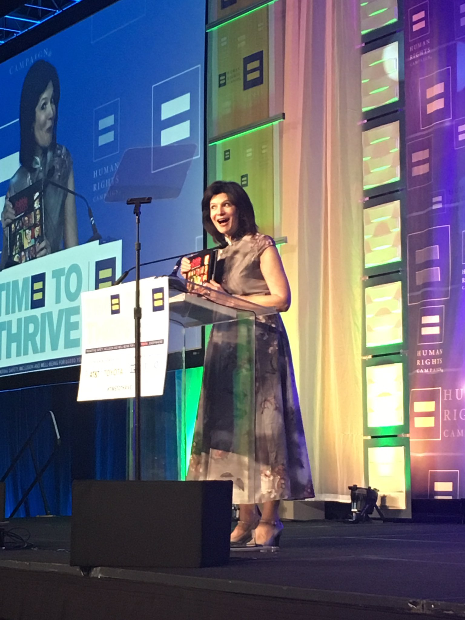 """#timetothrive """"We are social justice warriors. We will resist."""" https://t.co/NLccVDVNUi"""